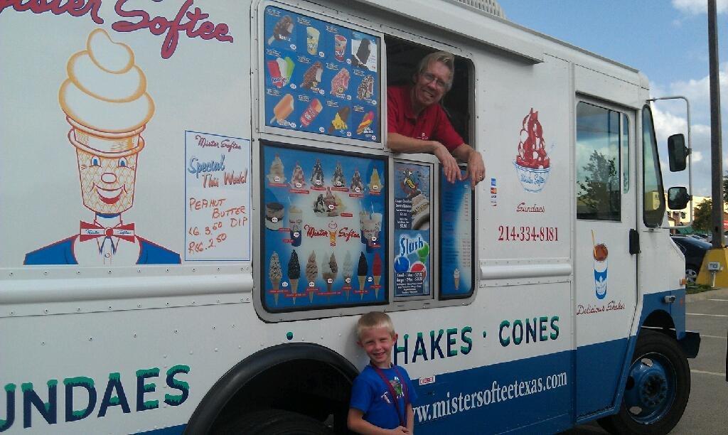 Mr Softee Ice Cream Truck For Sale | Autos Post