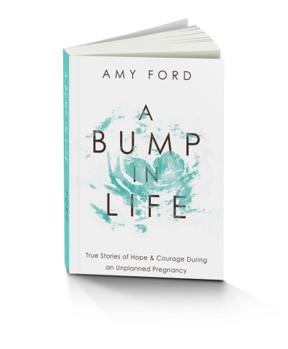 A Bump In Life BK Mock Up